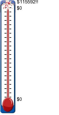JCLI fundraising thermometer